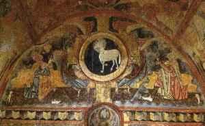 Detalle frescos verazcruz