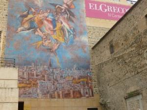 EXCURSION A TOLEDO-EXPOSICION DEL GRECO MUNDIAL 000