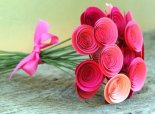 ramp rosas papel